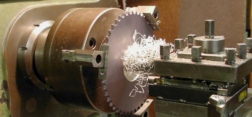 DREHEREI - Wir fertigen Kettenräder auf Mass