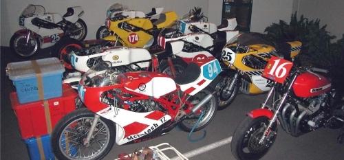 Youngtimer-Vintage Motorräder- Oldtimer -Grosses Lager an E.Teile