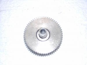 Kawasaki Z750/2007 Starter Ritzel  gebraucht 25,-- Topzustand