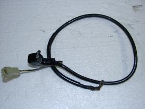Kawasaki Z750/2007 Massekabel Batterie zu Gehäuse gebraucht 25,-- Topzustand