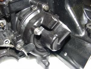 Kawasaki Z750/2007 Wasserpumpe Ölpumpe  gebraucht 50,-- Topzustand