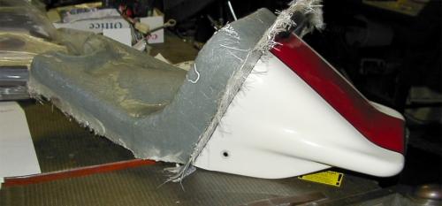 GFK Produktion-  Wir reparieren auch Orig. Verkleidungsteile