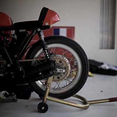Vintage Motorräder - Vintage Zubehör