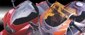 Windschilder Racing Verkleidungsscheiben