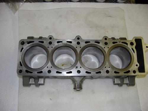 Kawasaki Z750/2007 Zylinderblock  18000KM gebraucht 200,-- Topzustand